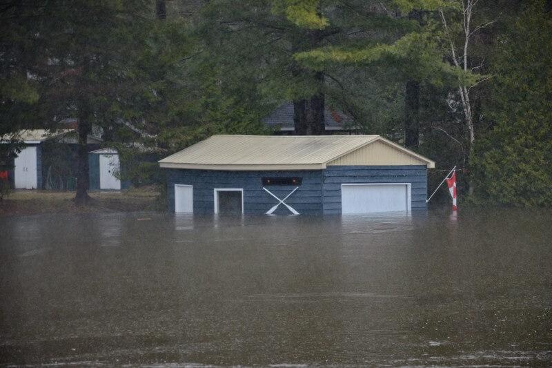 Después de dos inundaciones en tres años, muchos residentes no podrán vender su casa y el gobierno no les permitirá reconstruir.