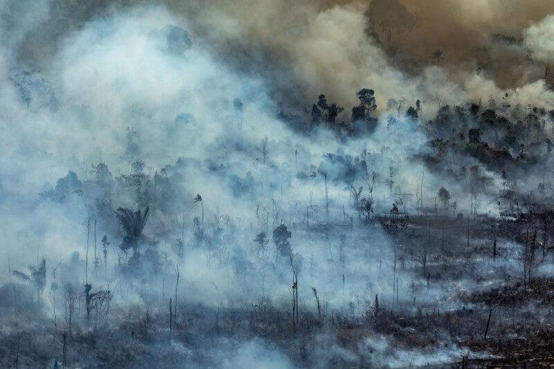 Inpe registró unos 3,859 brotes en las 48 horas posteriores a la prohibición de 60 días de encender los árboles, de los cuales 2,000 fueron en La Amazonia.