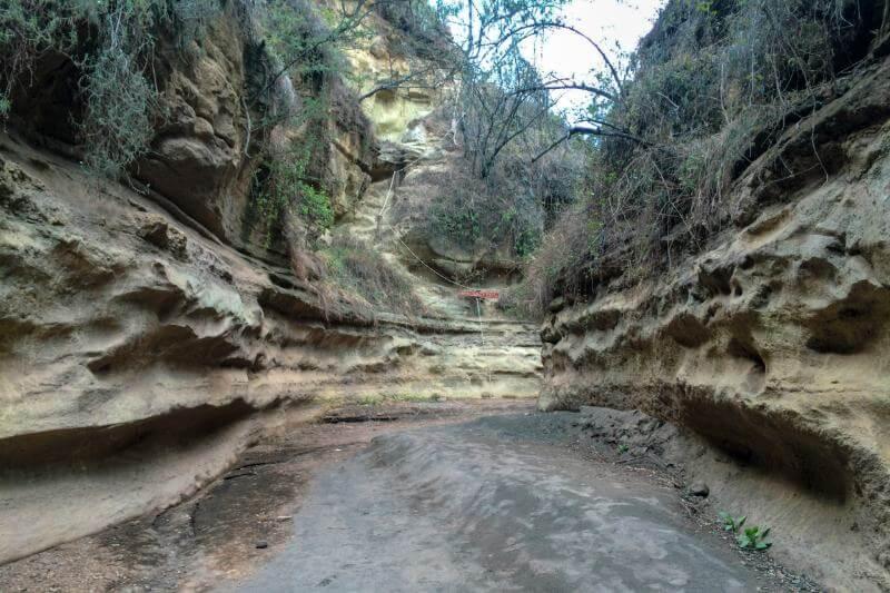 Las inundaciones repentinas mataron a seis miembros de una familia y su guía turístico en el Parque Nacional Hell's Gate de Kenia
