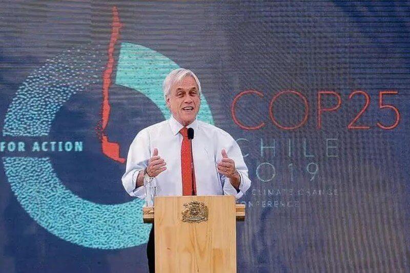 Chile mantendrá la presidencia y el Acuerdo de París se implementará de todas formas a partir de 2020.
