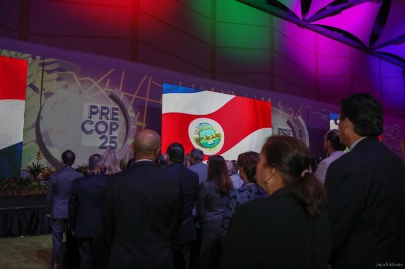 Se espera la participación de unas 1,500 personas y que al final del encuentro se produzca un documento que será discutido en la COP25.