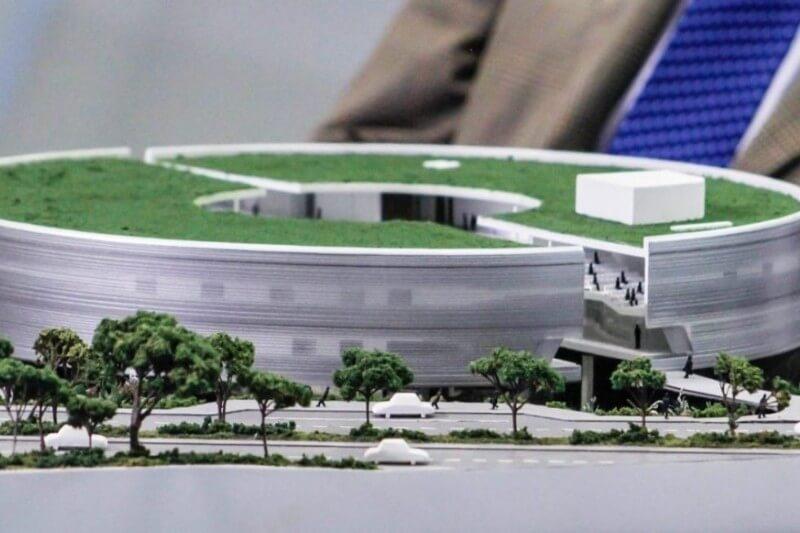 El proyecto se encuentra en una etapa avanzada de su construcción y se ubicará cerca del MUAC