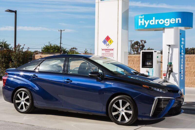 La compañía apuesta con su nueva versión de vehículos que las celdas de combustible ayudarán a reducir las emisiones de carbono.