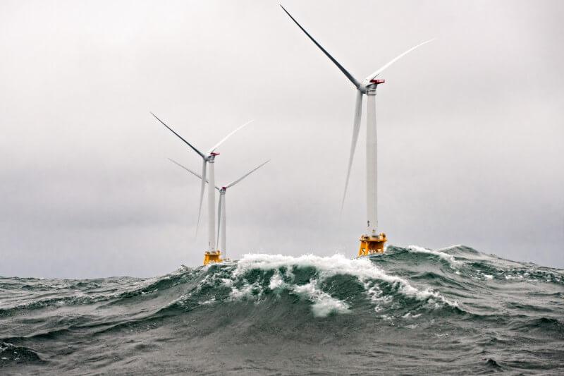 El parque eólico marino más grande del Mar del Norte generará electricidad para 4.5 millones de hogares.
