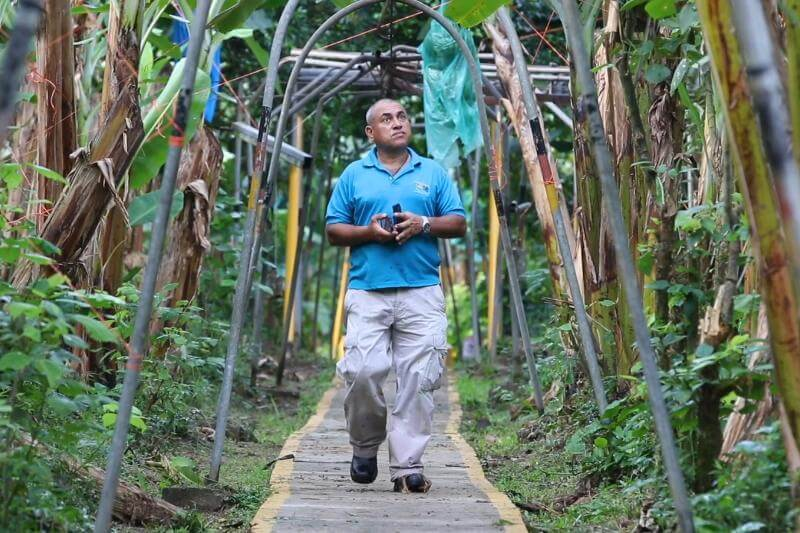Productora de biodiversidad. - Foto por Rainforest Alliance/Youtube