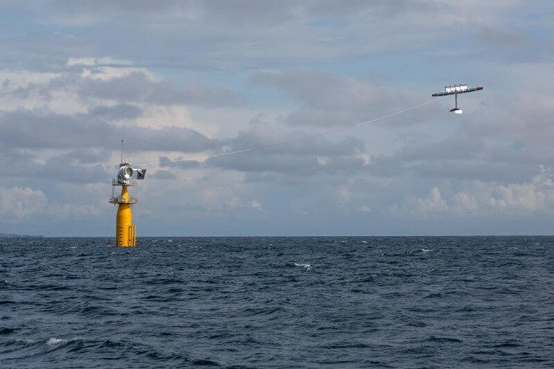 Makani está utilizando la energía de los vientos más fuertes que se encuentran en medio del océano donde es difícil instalar turbinas tradicionales.