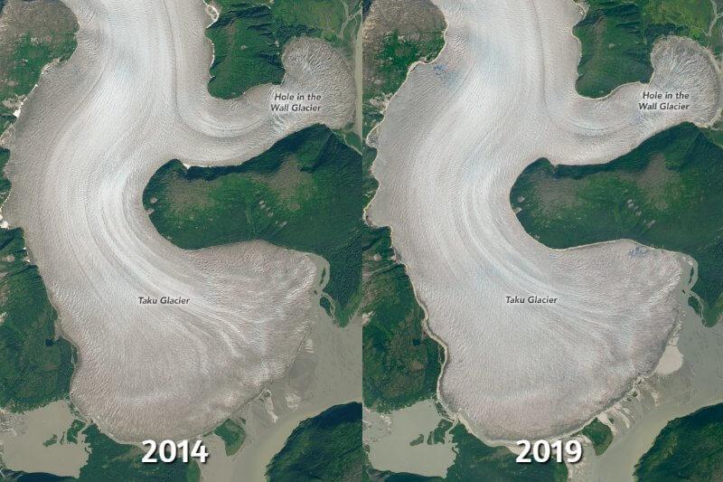 El glaciar era el último intacto de los 250 que el glaciólogo Mauri Pelto había monitoreado y que ya se habían derretido.