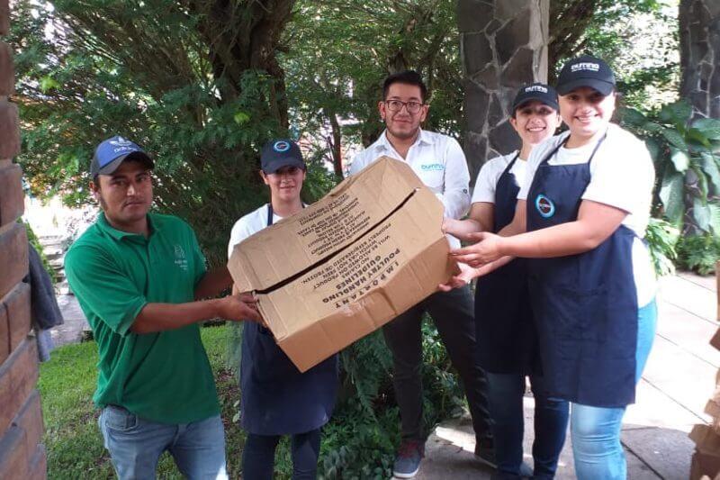 Este emprendimiento busca soluciones para mejorar la gestión de residuos en Guatemala