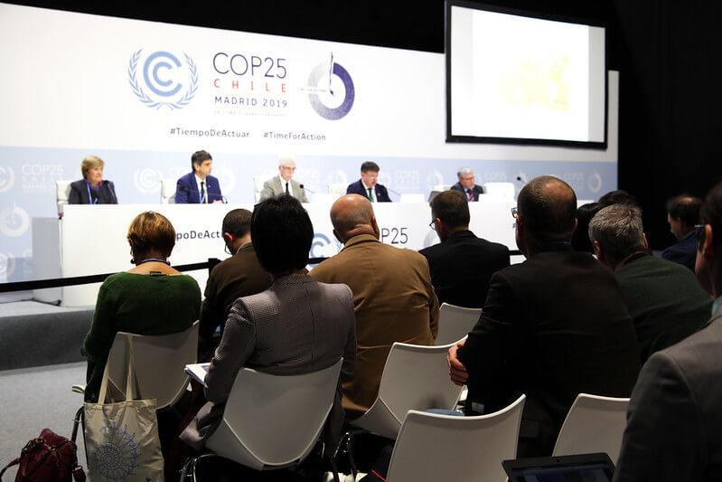 COP25 - DÍA 2