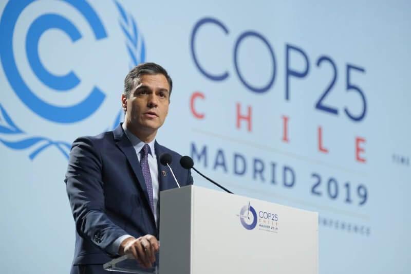 La cumbre mundial del clima arrancó este lunes en Madrid con una llamada de emergencia del presidente de España y el secretario general de la ONU.