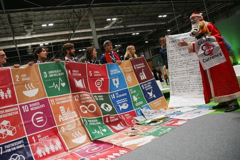 cobertura día 11 de la cumbre del clima