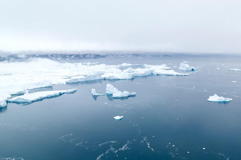 Una investigación científica combina 26 estudios para calcular los cambios en la masa de hielo entre los años 1992 y 2018.