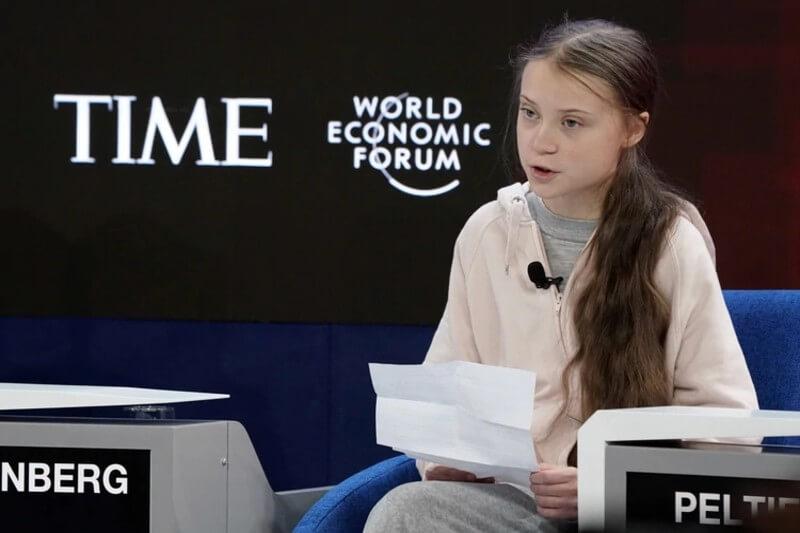 La activista sueca asegura que no está sola y llama a la humanidad a tratar la emergencia climática como una crisis real.