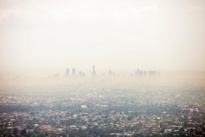 Al estudiar las columnas de humo, la NASA dijo que el humo había viajado hasta la mitad de la Tierra, afectando calidad del aire en otros países.
