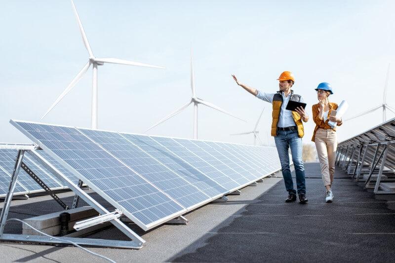 Las emisiones en la producción de energía se redujeron el año pasado a 33 gigatoneladas después de dos años de aumento.
