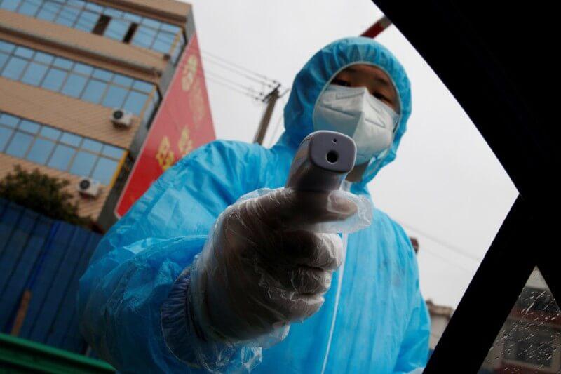 Investigaciones muestran que a pesar de que millones de ciudadanos chinos se encuentran encerrados por un síndrome respiratorio, ahora pueden respirar mejor.
