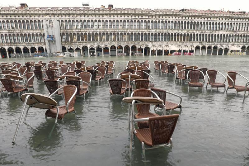 Sin una acción urgente, el aumento del nivel del mar a finales de siglo podría dejar a las ciudades bajo el agua.