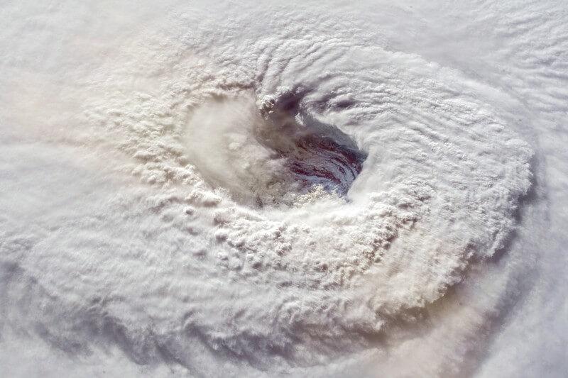 Estos constituyen un modelo teórico interesante para medir cómo el calentamiento global está volviendo a los huracanes más violentos y destructivos.