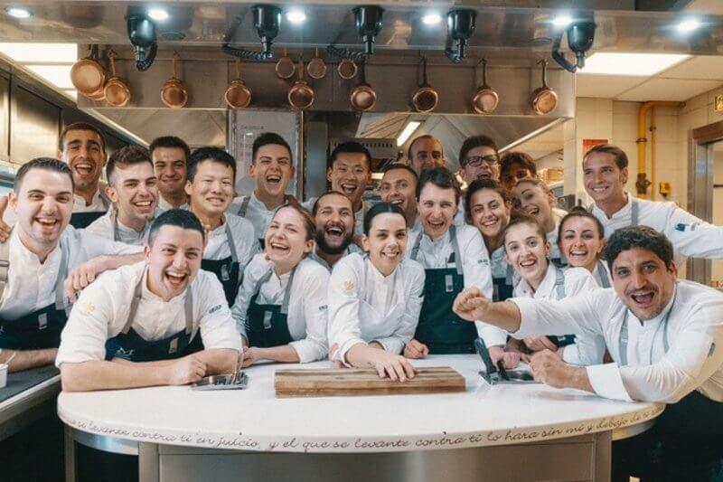 El restaurante con visión sostenible Mirazur,del argentino Mauro Colagreco está ubicado en Francia