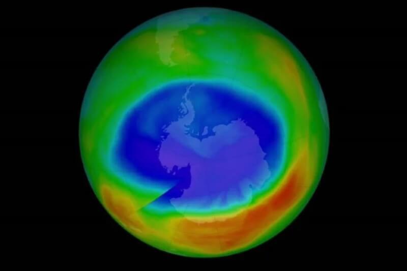 Los científicos han demostrado que el Protocolo de Montreal, que redujo el consumo y la producción de clorofluorocarbonos ha tenido un efecto positivo.