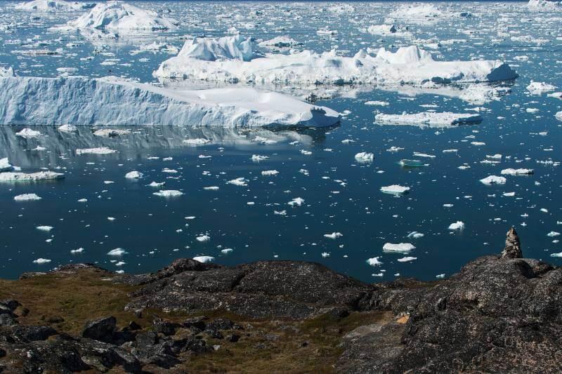 600 mil millones de toneladas de hielo se perdieron el verano pasado cuando el Ártico experimentó el año más caluroso registrado.
