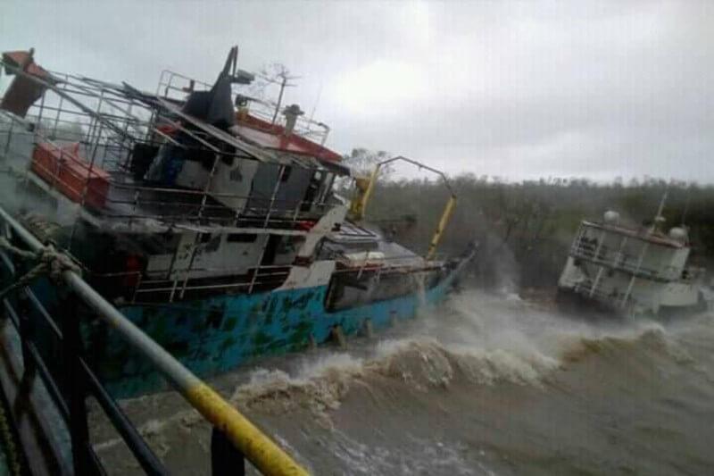 Ciclón Harold se convierte en categoría 5 yarraza con islas de Vanuatu