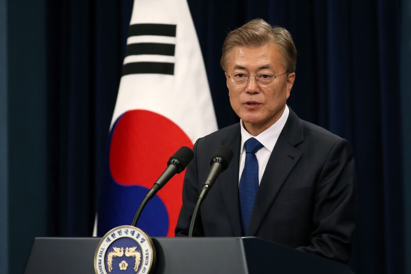 Corea del Sur implemetará metas para ser carbono neutro en 2050