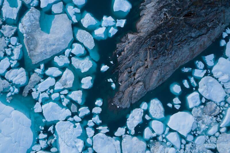 Deshelo en Groenlandia empeora en 2019