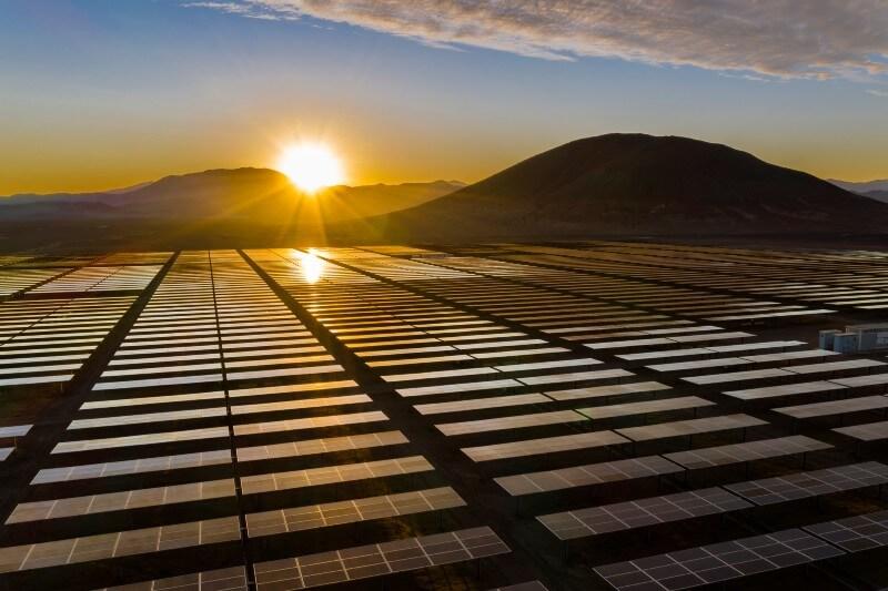 Energía renovable aumenta mundialmente