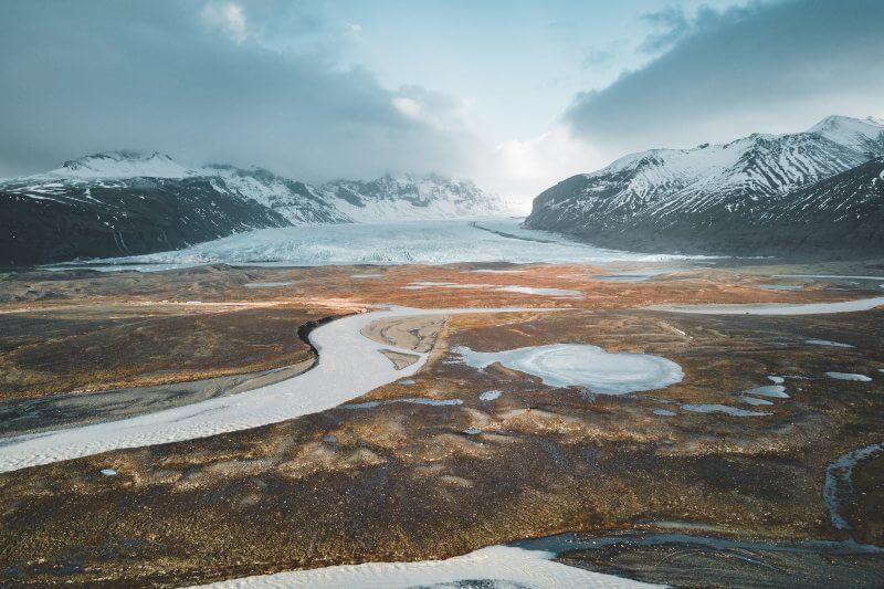 Hielo en el polo norte podría derretirse antes del 2050