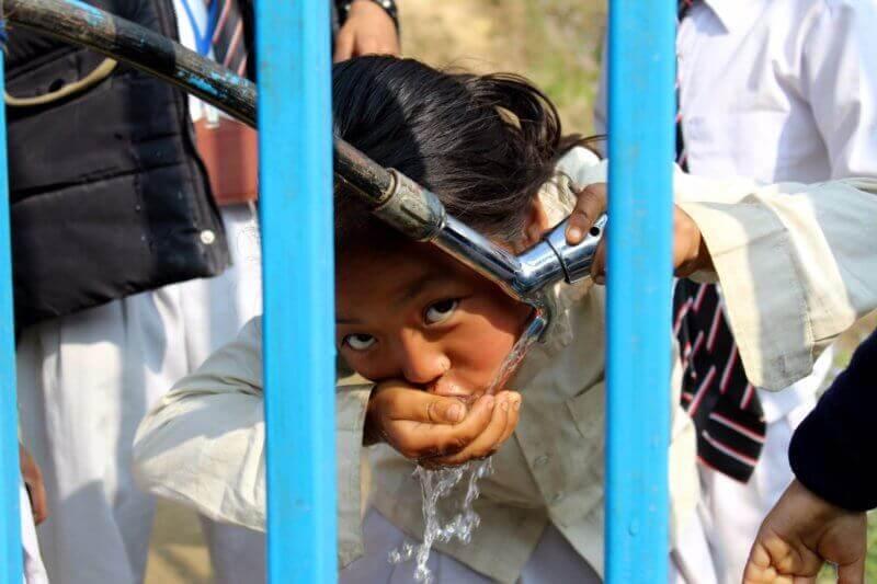 inventos para combatir la escasez de agua potable