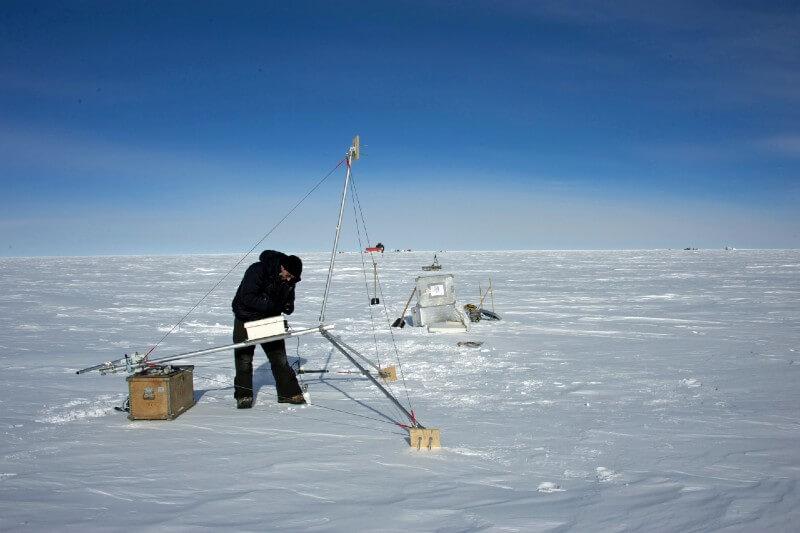 Investigaciones del cambio climático en el Ártico se suspenden por coronavirus