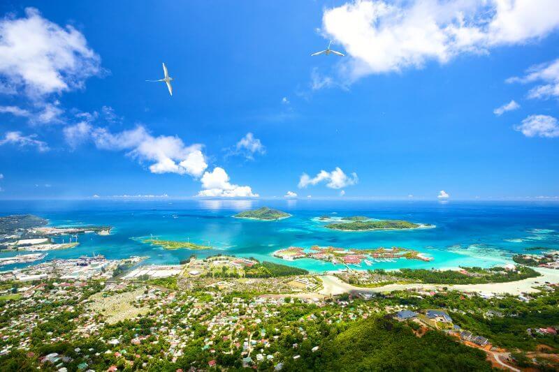 Islas Seychelles protegen el 30% de su vida marina