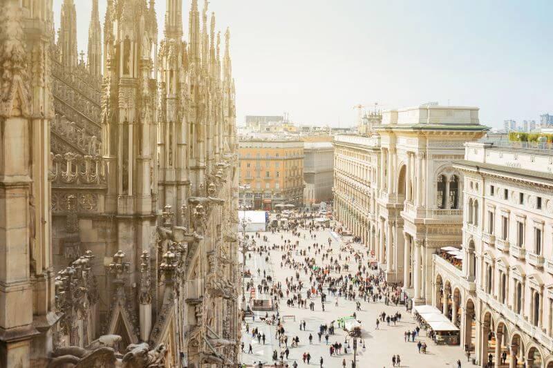Milán anuncia plan para disminuir el uso de automóviles después de la cuarentena