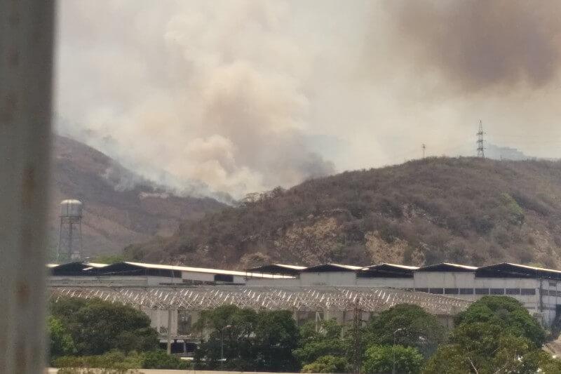 Política preventiva de incendios en Venezuela
