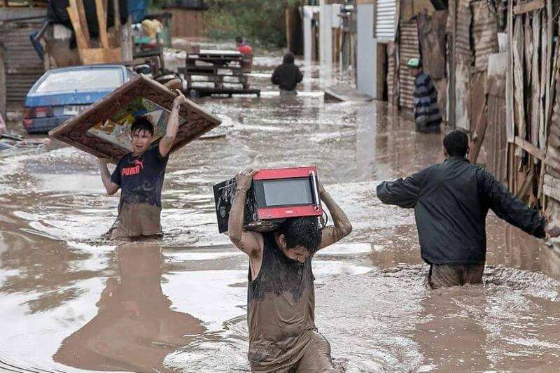 1.2 millones desplazados en latinoamérica en solo un año