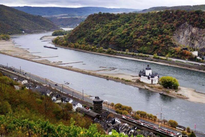 Alemania podría enfrentarse a su tercera sequía anual