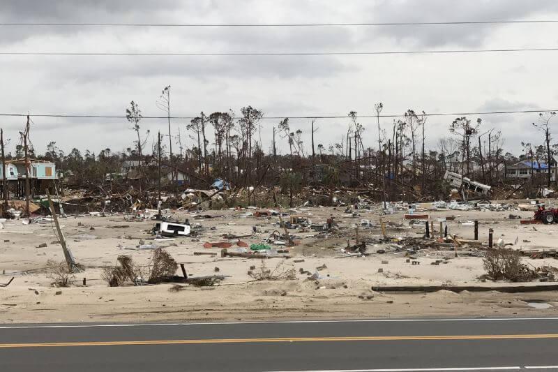 Arthur es la primera tormenta de la temporada de huracanes de este año.