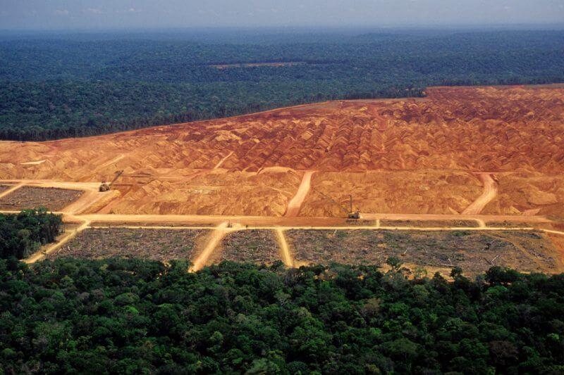 Brasil atrasa votación sobre proyecto de ley que contribuye a la deforestación