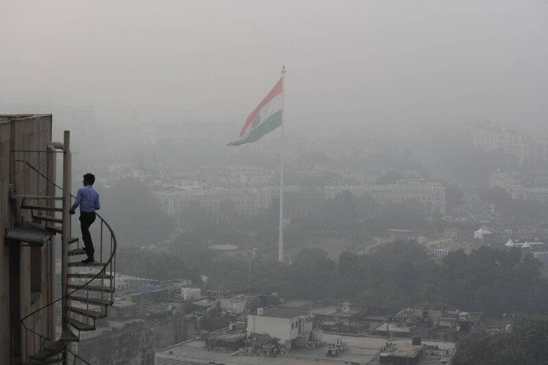Disminuyen emisiones contaminantes en la India