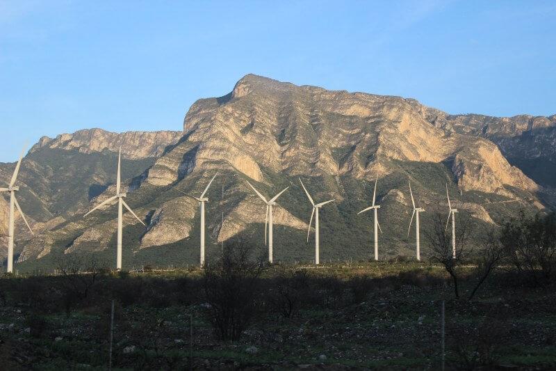México frena sus planes de energía renovable