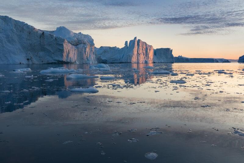 Satélites de la NASA muestran el deshielo de la Antártida y Groenlandia en 16 años