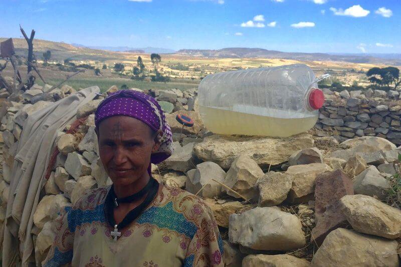 SODIS, el método de desinfección solar del agua