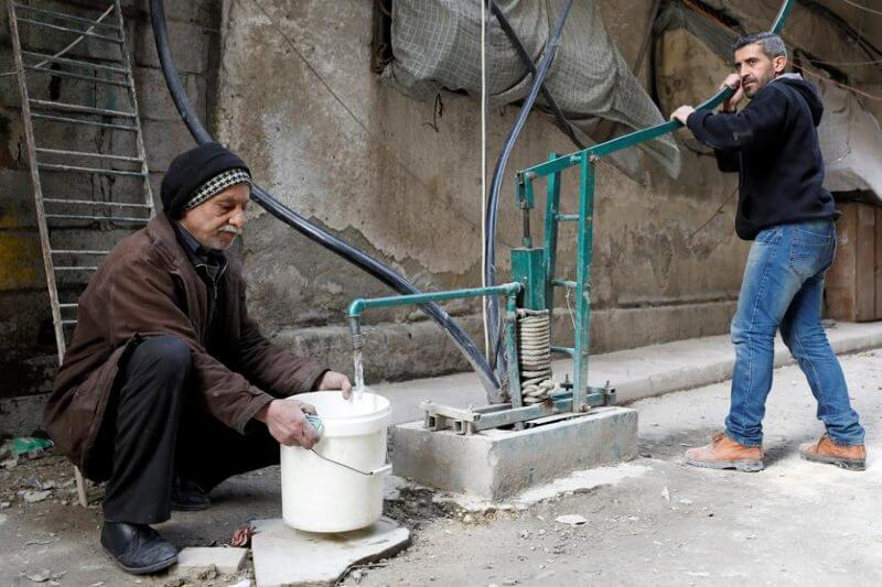 Yemen se encuentra en crisis de agua y saneamiento