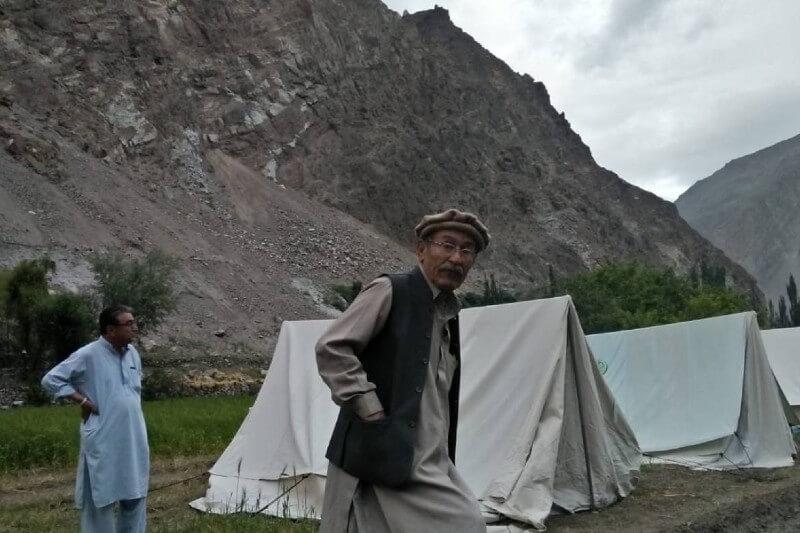 Deshielo de glaciar en Pakistán pone al país en riesgo de inundación