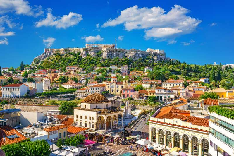 Grecia impulsa el transporte eléctrico