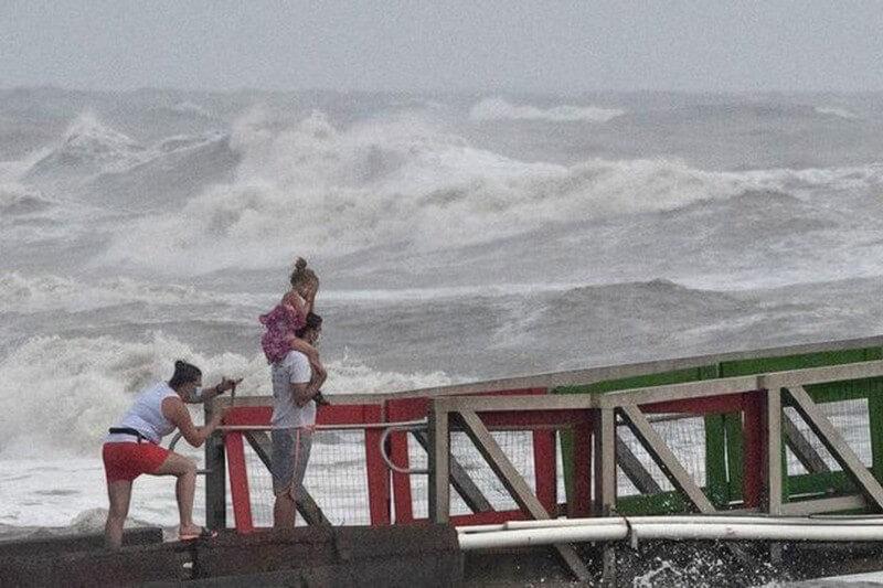 Se esperan 30 tormentas para México