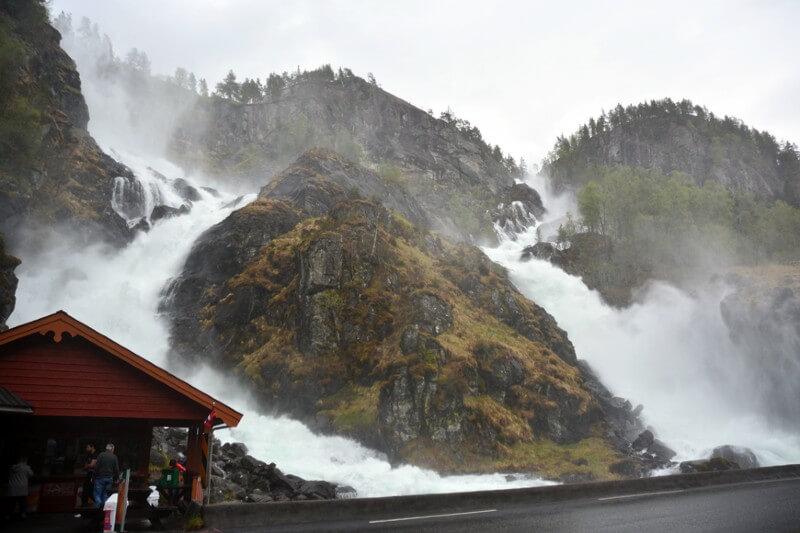 Hidroeléctrica nórdica afectada por derretimiento de nieve