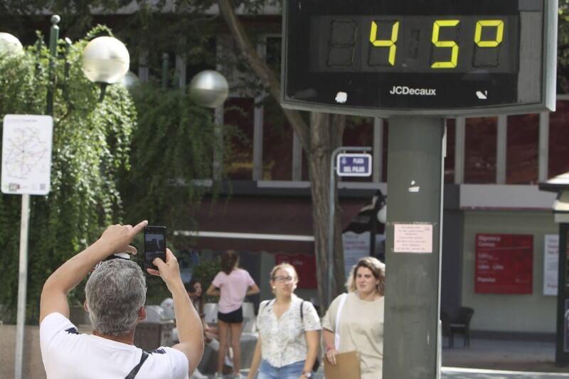 El mundo podría sobrepasar 1.5°C antes de lo esperado