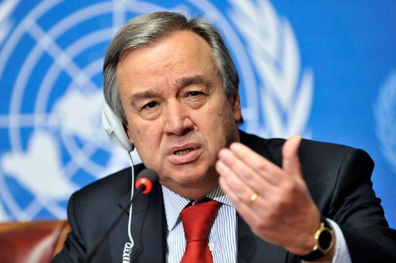 ONU expone alerta global